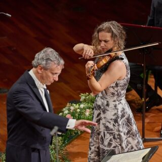 Un grande Luisi apre la stagione dell'Orchestra Rai